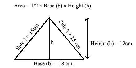 Height Of A Triangle Formula Best Photos About Formula Simagesorg